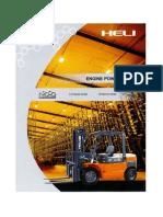 Heli Engine 4-5 Ton