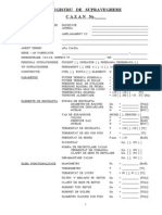 Registru de Supraveghere Cazan Apa Calda 1