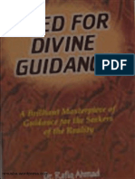 NeedForDivineGuidance-ABrilliantMasterpieceOfGuidanceForTheSeekersOfTheRealityByDr.RafiqAhmad