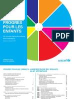 Progres Pour Les Enfants No 6 Unicef