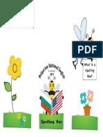 10 12 13 Spelling Bee