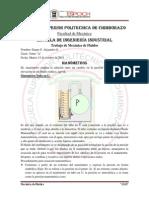 Manometros y Barometros (M.fluidos)