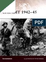 Osprey Warrior-136 Chindit 1942-45