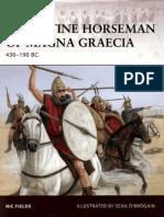 Osprey_Warrior-130_Tarentine Horseman of Magna Graecia 430-190 BC