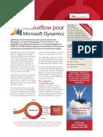 Dématérialisation de factures pour Microsoft Dynamics