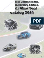BMW Tools Catalog 2012