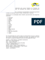 Manual Cadastro de Produtos