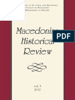 The War of Numbers and Its First Victim - The Aromanians in Macedonia, End of 19th-Beginning of 20th century (Nikola Minov)