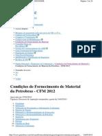 Cfm Petrobras