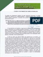 20131016.MOCIÓN TIERRAS, PEÑARRUBIA Y HUERTOS