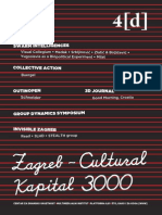 Zagreb Cultural Kapital 3000 Book 4
