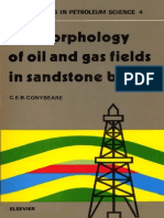 Geo Morphology of Oil and Gas Fields in Sandstone Bodies