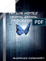 DSP MATLAB Assignments