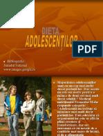 Dieta Adolescentilor (1)