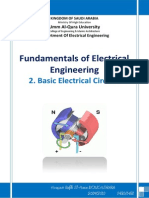Fundamental Basic Electrical Circuits