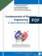 Fundamental Basic Electrical Circuits