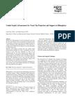 Caudal Septal Advancement