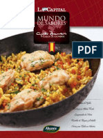 Un mundo de sabores de España
