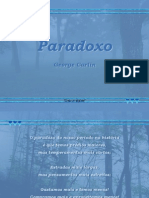 George Carlin - Paradoxo
