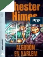 Algodon en Harlem - Chester Himes.pdf