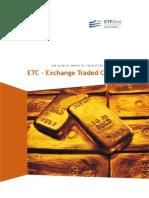 Etc Brochure