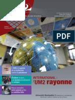 UM2 Magazine n°7 novembre2013