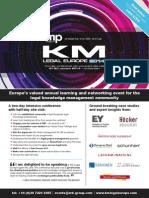 KM Legal Europe 2014