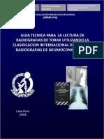 Guia Tecnica Lectura de Radiografias Oit