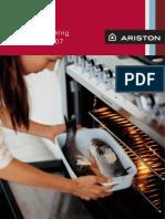 Ariston Cooking Range