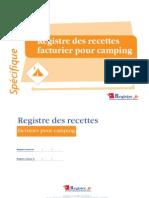 m036b-Registre Des Recettes-facturier Pour Camping_29,7x21 Extrait