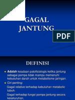 GAGAL JANTUNG KBK