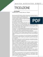 CIR Rapporto 2007