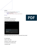B4ACodeSnippets | Near Field Communication | Internet Privacy