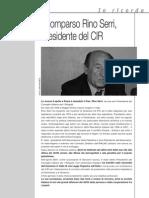 CIR Rapporto Attivita 2005