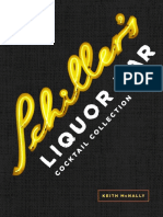 Recipes from Schiller's Liquor Bar Cocktail Collection by Keith McNally