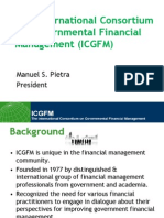 Benefits of Joining ICGFM