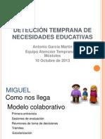 Evaluación Psicopedagógica y los ACNEEs - Antonio Garcia.pdf