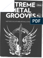 EMG extreme metal grooves (lezione 1/5)