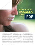 Skin and Aging Rosacea