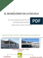 El bilingüismo y el alumnado con discapacidad - Adoración Juárez.pdf