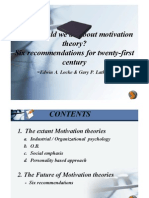 Six Recommendations[1]