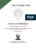 Meditation Course 2 2