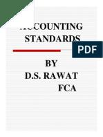 Accounting Standard Bysh.D.S.rawatRU