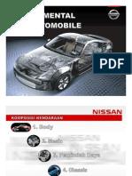 Fundamental of Automobile Nissan