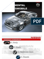 Fundamental of Automobile Nissan