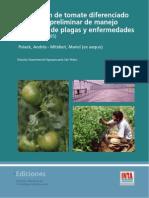 Protocolo Manejo de Plagas Tomate 2005