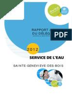 Rapport Lyonnaise 2012 Sainte Genevieve Des Bois