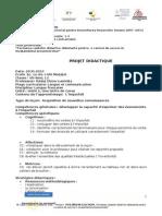 Lettre Decorse Proiect Didactic 1 Radut E