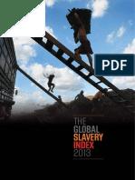 Global Slavery Index 2013