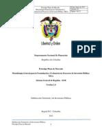 Metodología Formulación y Evaluación de Proyectos